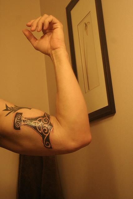 Tatuagens do martelo do Thor (21)