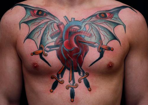 Tatuagens no Peito (12)