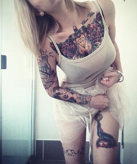 Tatuagens no Peito (9)