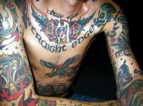 Tatuagens no Peito (6)