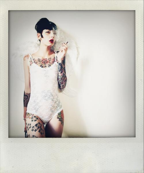 Fotos de mulheres tatuadas (23)
