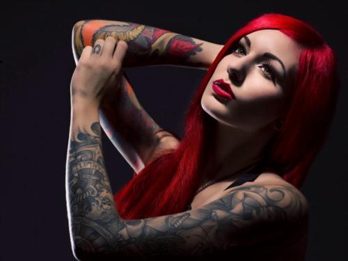 Fotos de mulheres tatuadas (12)