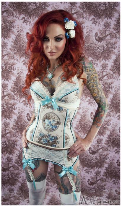 Fotos de mulheres tatuadas (8)