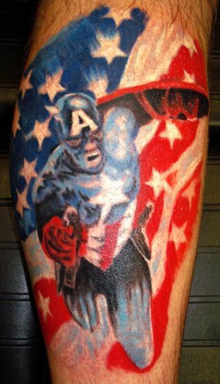 Tatuagens do Capitão América (25)