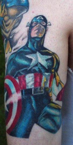 Tatuagens do Capitão América (23)