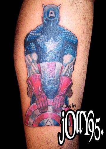 Tatuagens do Capitão América (18)