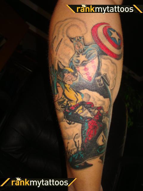 Tatuagens do Capitão América (17)