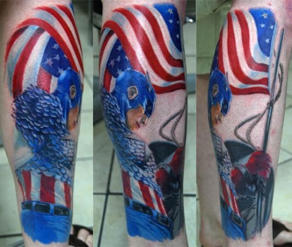 Tatuagens do Capitão América (11)