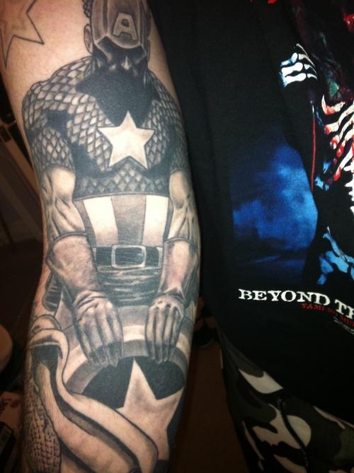 Tatuagens do Capitão América (10)