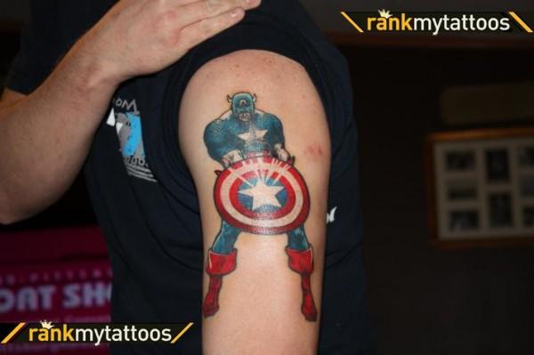 Tatuagens do Capitão América (9)
