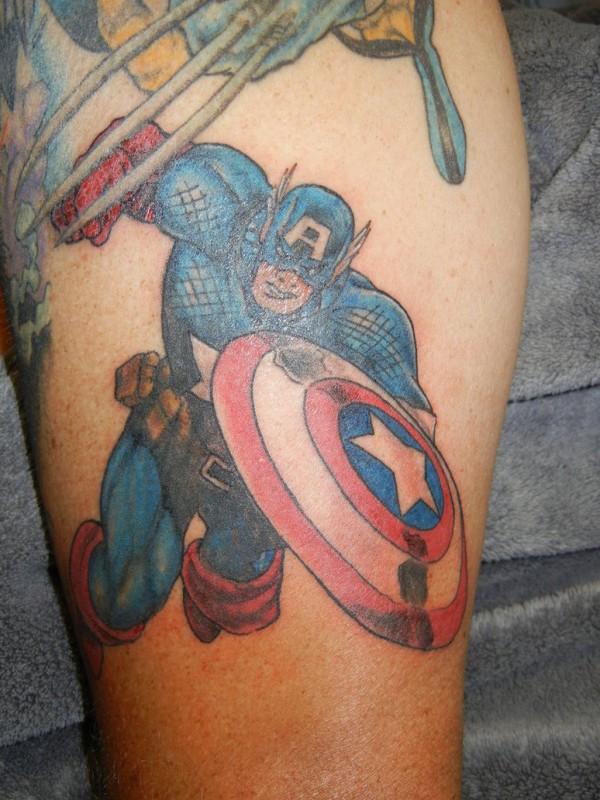 Tatuagens do Capitão América (8)