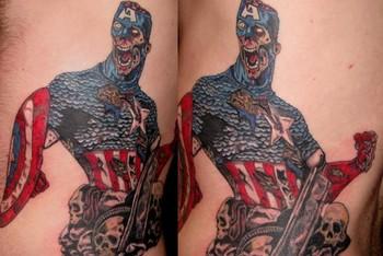Tatuagens do Capitão América (7)