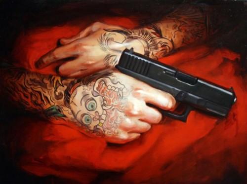 Exemplos de tatuagens nas mãos e dedos (4)