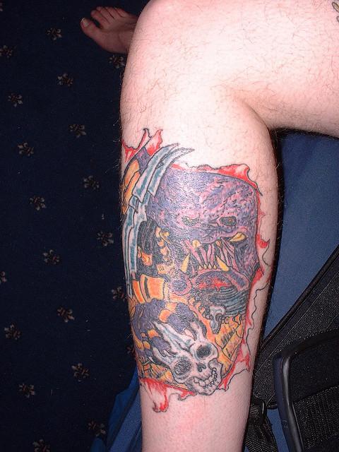 Tatuagens de O Predador (59)