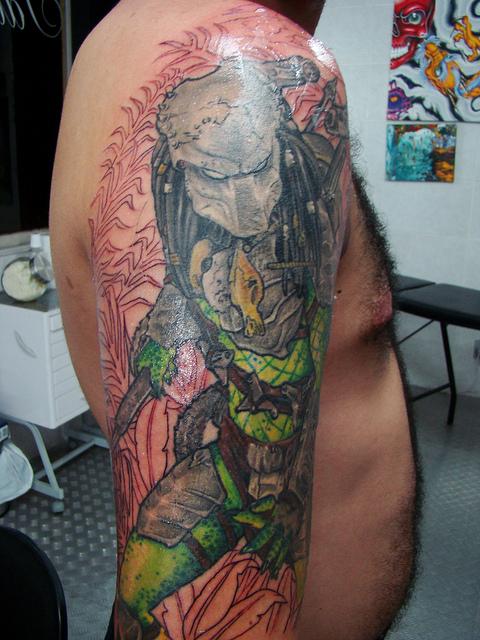 Tatuagens de O Predador (44)