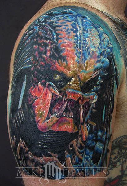 Tatuagens de O Predador (36)