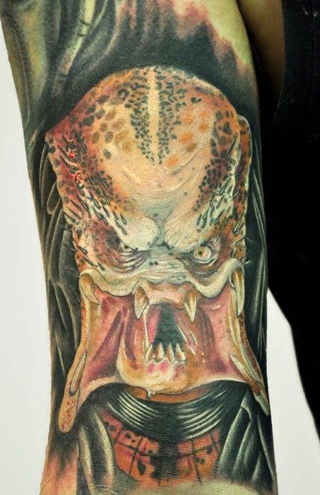 Tatuagens de O Predador (24)