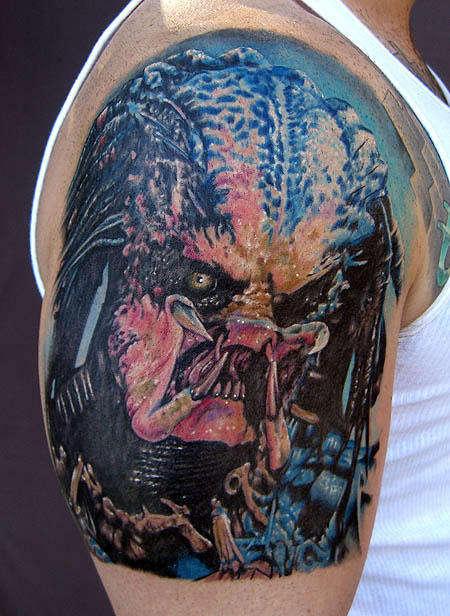 Tatuagens de O Predador (23)