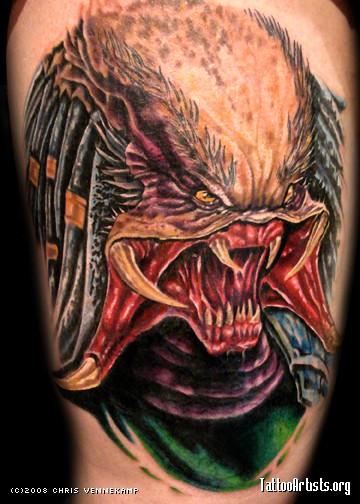 Tatuagens de O Predador (12)