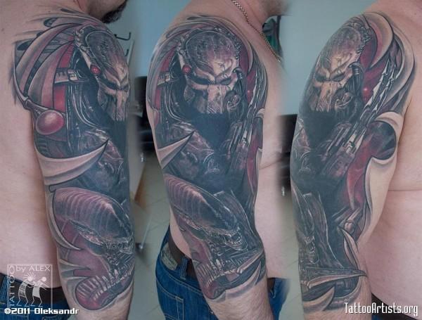 Tatuagens de O Predador (10)