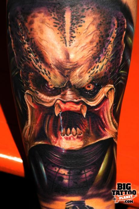 Tatuagens de O Predador (7)