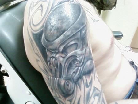 Tatuagens de O Predador (6)