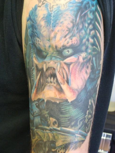 Tatuagens de O Predador (5)