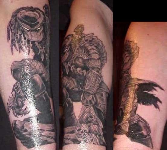Tatuagens de O Predador (4)