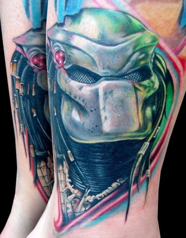 Tatuagens de O Predador (2)