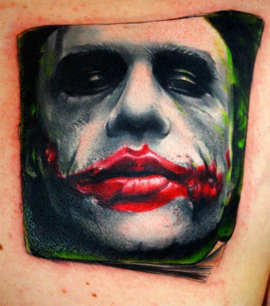 Tatuagens do Coringa do Batman (69)