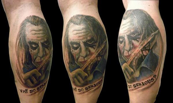 Tatuagens do Coringa do Batman (65)
