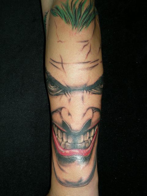 Tatuagens do Coringa do Batman (63)