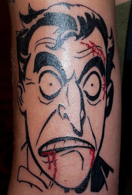 Tatuagens do Coringa do Batman (62)
