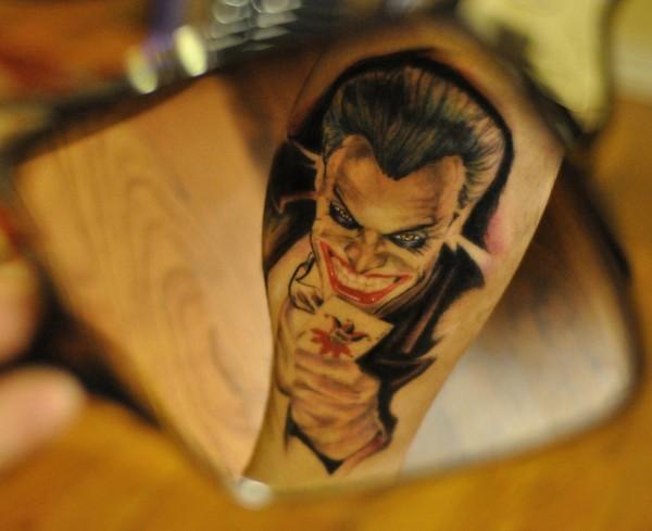 Tatuagens do Coringa do Batman (61)