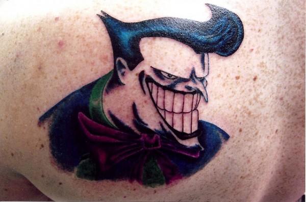 Tatuagens do Coringa do Batman (60)