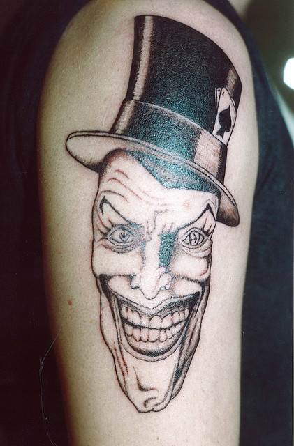 Tatuagens do Coringa do Batman (59)