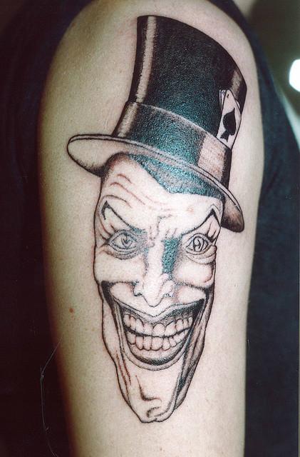 Tatuagens do Coringa do Batman (59)