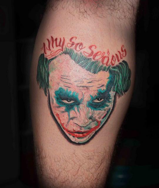 Tatuagens do Coringa do Batman (56)