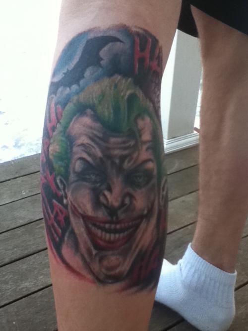 Tatuagens do Coringa do Batman (48)