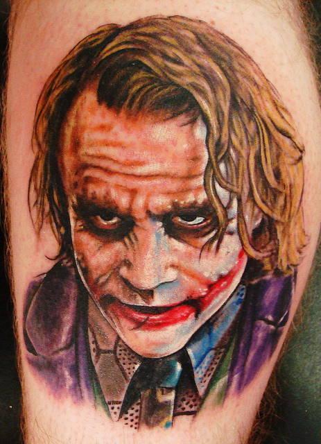 Tatuagens do Coringa do Batman (46)