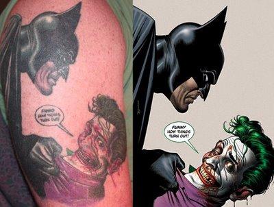 Tatuagens do Coringa do Batman (44)
