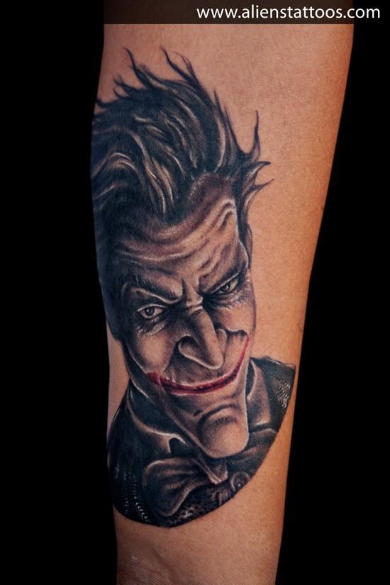 Tatuagens do Coringa do Batman (35)