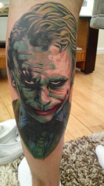 Tatuagens do Coringa do Batman (32)