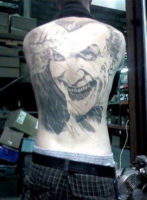 Tatuagens do Coringa do Batman (31)