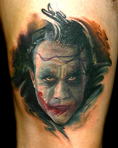 Tatuagens do Coringa do Batman (25)