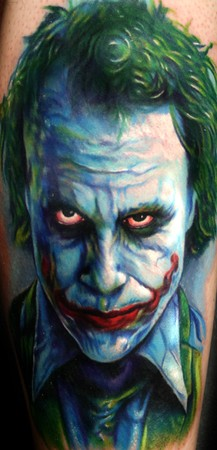 Tatuagens do Coringa do Batman (24)