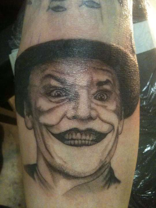 Tatuagens do Coringa do Batman (22)