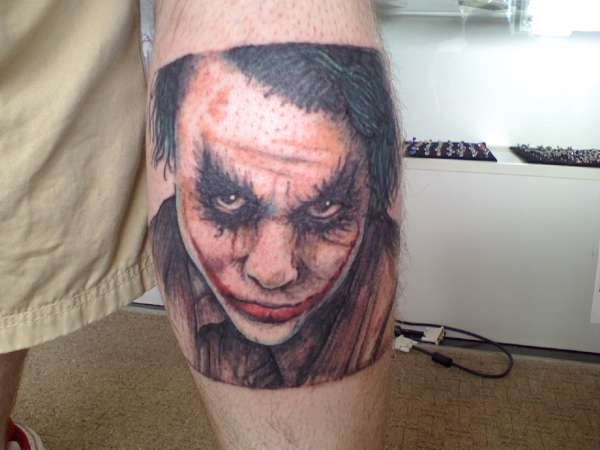 Tatuagens do Coringa do Batman (21)
