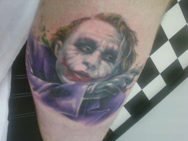 Tatuagens do Coringa do Batman (20)