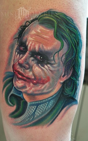 Tatuagens do Coringa do Batman (17)